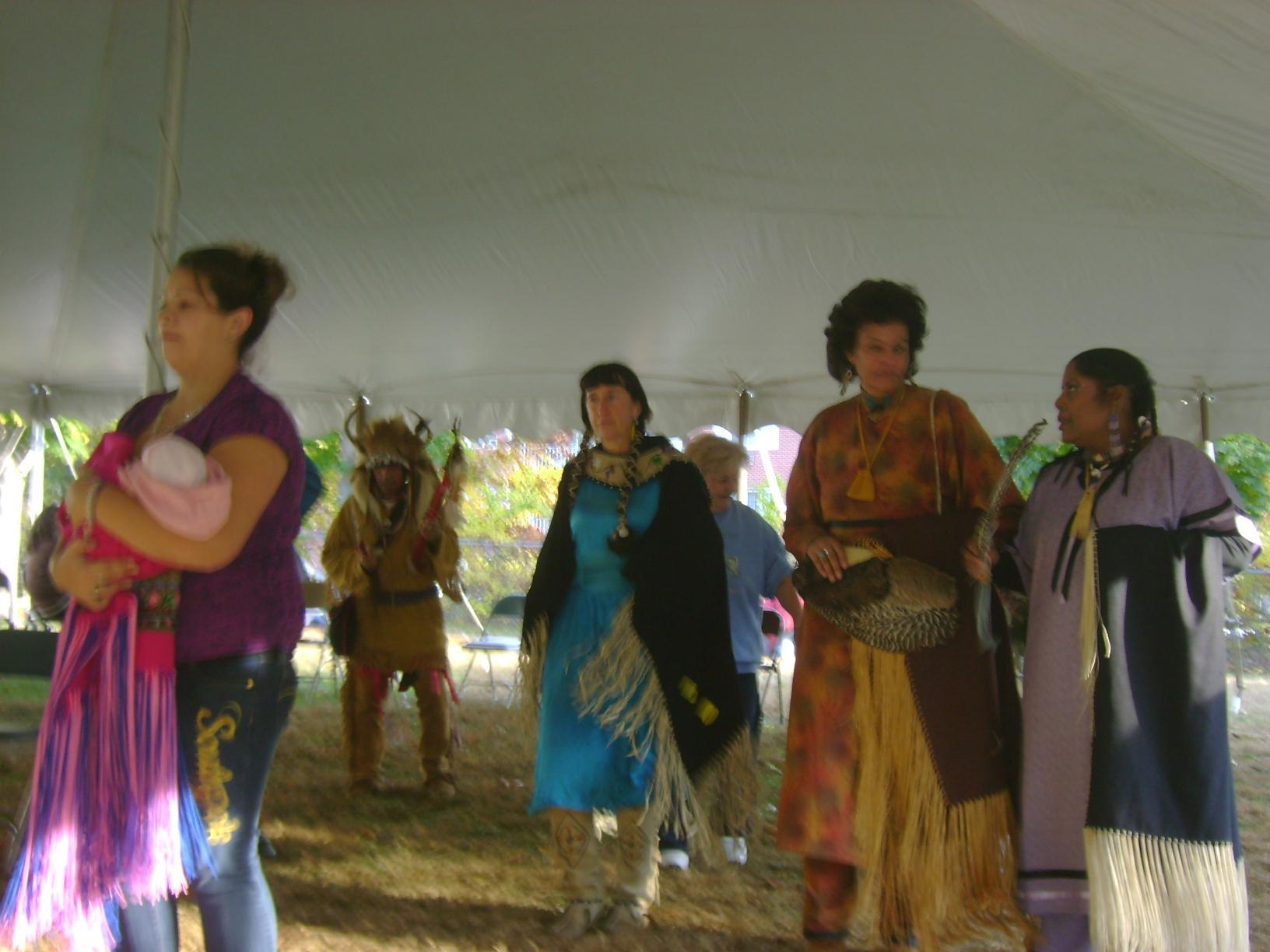 Trudeau Center Powwow